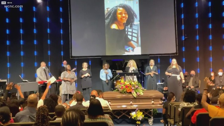 Funeral held for 14-year-old killed in Gastonia shooting