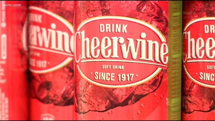 Inside look at Carolina's favorite drink: Cheerwine