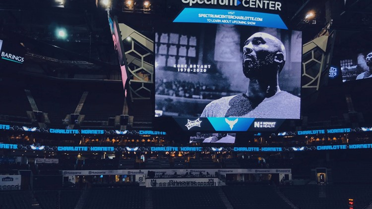 Hornets remember Kobe Bryant