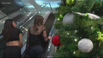 As holidays end, many head to return or exchange gifts