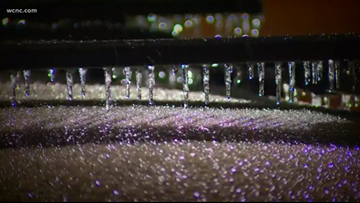 Freezing drizzle to impact morning commute