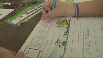 Cursive writing to be taught in Texas schools starting next year