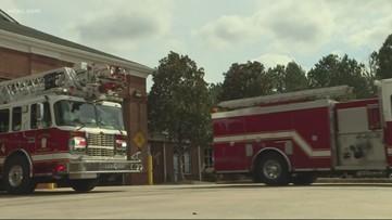 'It's a shame' | Gastonia Fire Department equipment stolen from fire truck