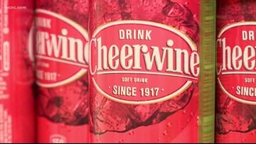 Behind the scenes of North Carolina icon Cheerwine