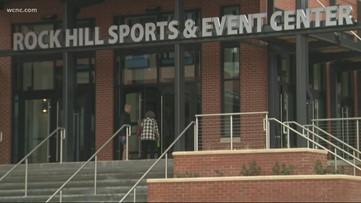 A look inside Rock Hill Sports & Event Center