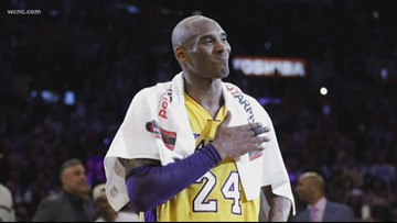Charlotte community reacts to death of Kobe Bryant