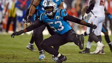 Panthers fall to 0-2 after home loss to Tampa Bay Bucs