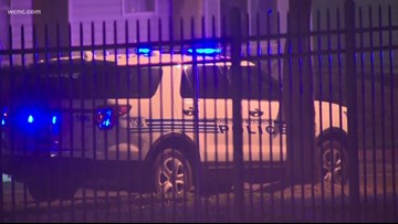 One person shot at University area apartments