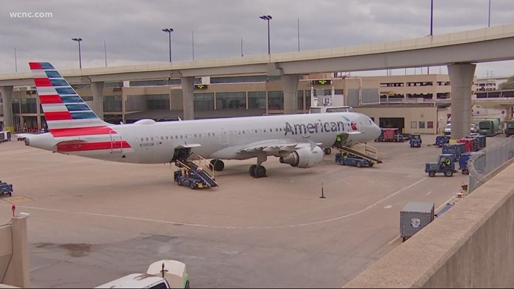 Charlotte airport preparing for busy summer travel season