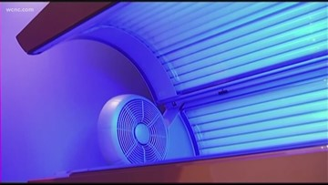 Bill to ban minors from tanning beds in SC