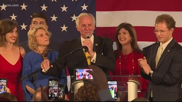 McMaster wins South Carolina Governor election