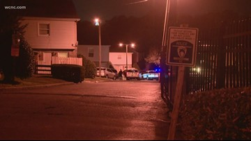 CMPD: One person shot in east Charlotte apartment complex
