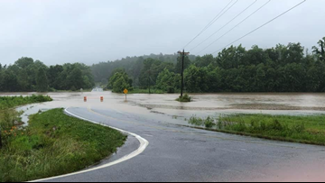 Heavy rain, widespread flooding lead to states of emergency