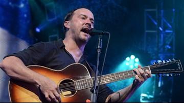 Dave Matthews Band crashing into Charlotte this summer