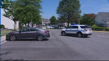 Person hit by car in southwest Charlotte, police say