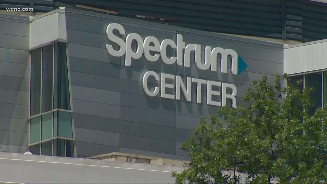 Spectrum Center increase capacity