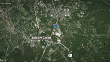 20-year-old woman killed in Rock Hill crash