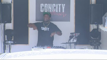 Cabarrus County DJ takes his business virtual