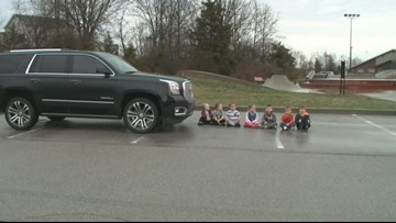 After NC child ran over, many worry about blindspots in cars