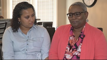 'We thank God every day' | Mother, daughter reflect 25 years after surviving USAir Flight 1016 crash in Charlotte