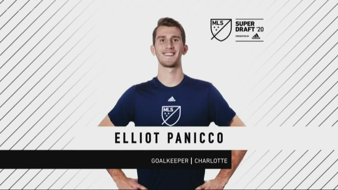 UNCC goal keeper to go pro