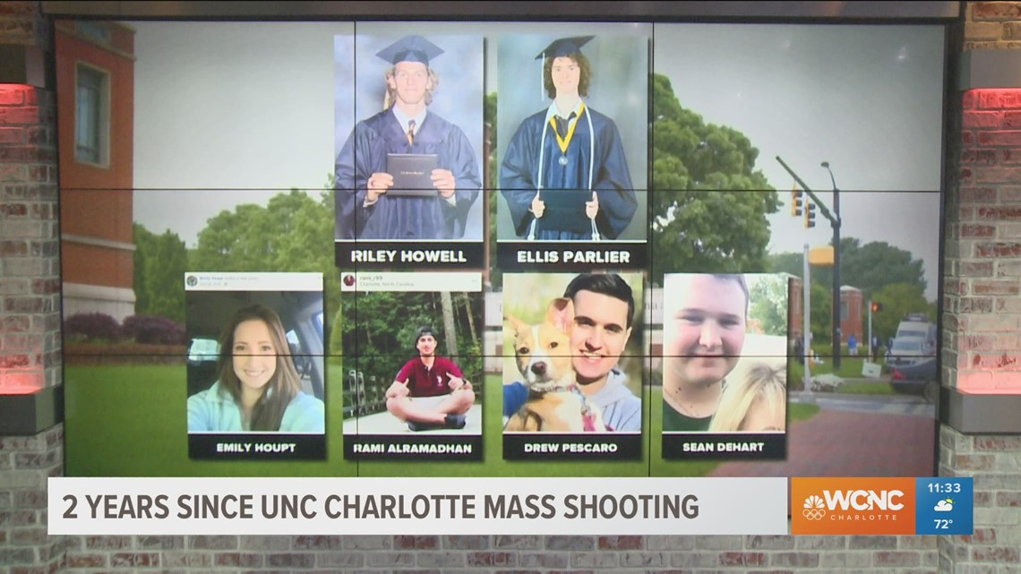 How UNC Charlotte is remembering the 2019 mass shooting