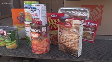 Loaves & Fishes in urgent need of donations ahead of Thanksgiving