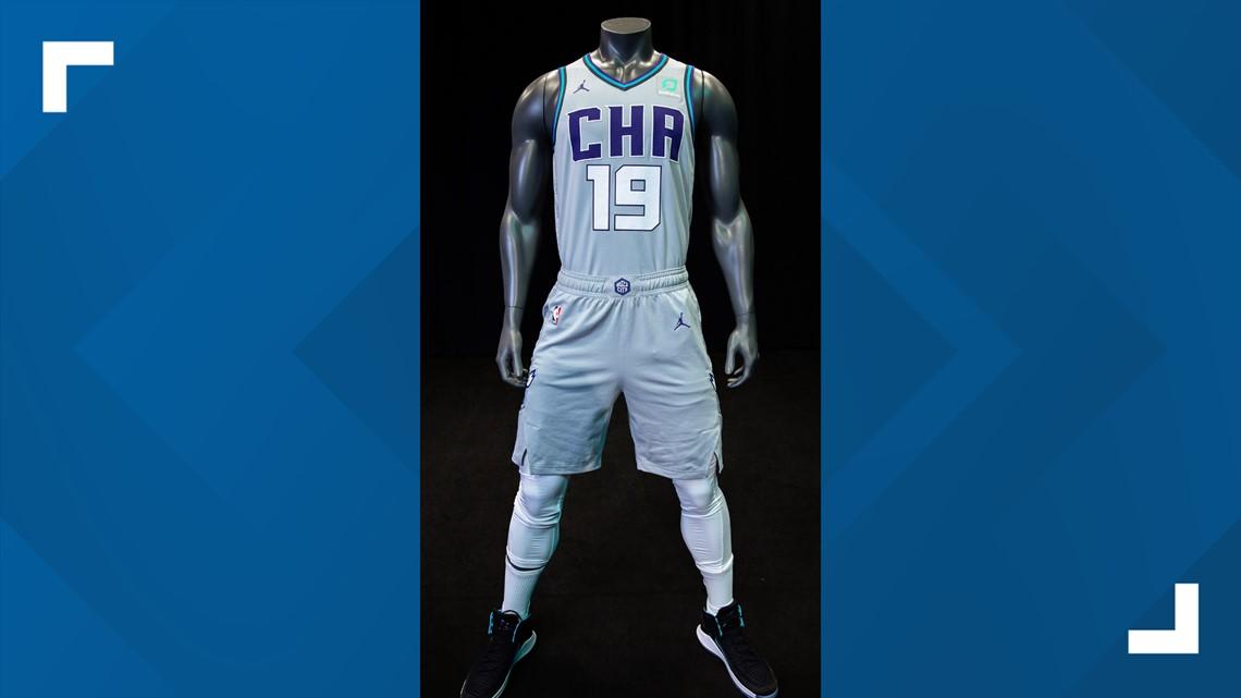 Charlotte Hornets Arnoldas Kulboka City Edition Black Swingman Jersey