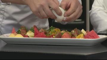 Recipe: Burrata appetizer