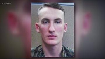 Murder warrant issued for Marine deserter