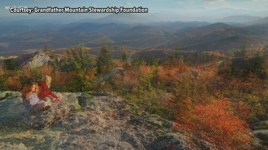 Grandfather Mountain staff expect hiking surge this fall