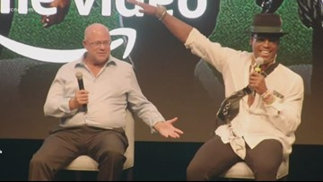 Cam Newton, David Tepper have Q&A ahead of Amazon Prime's 'All or Nothing' debut