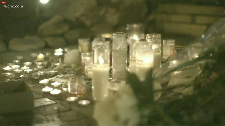 UNCC marks one year anniversary of school shooting