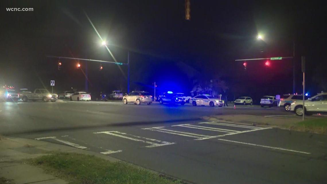 Hours-long SWAT standoff in Steele Creek