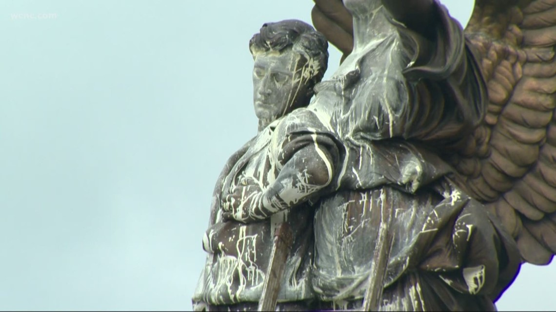 Meeting Monday will allow people to discuss Confederate statue