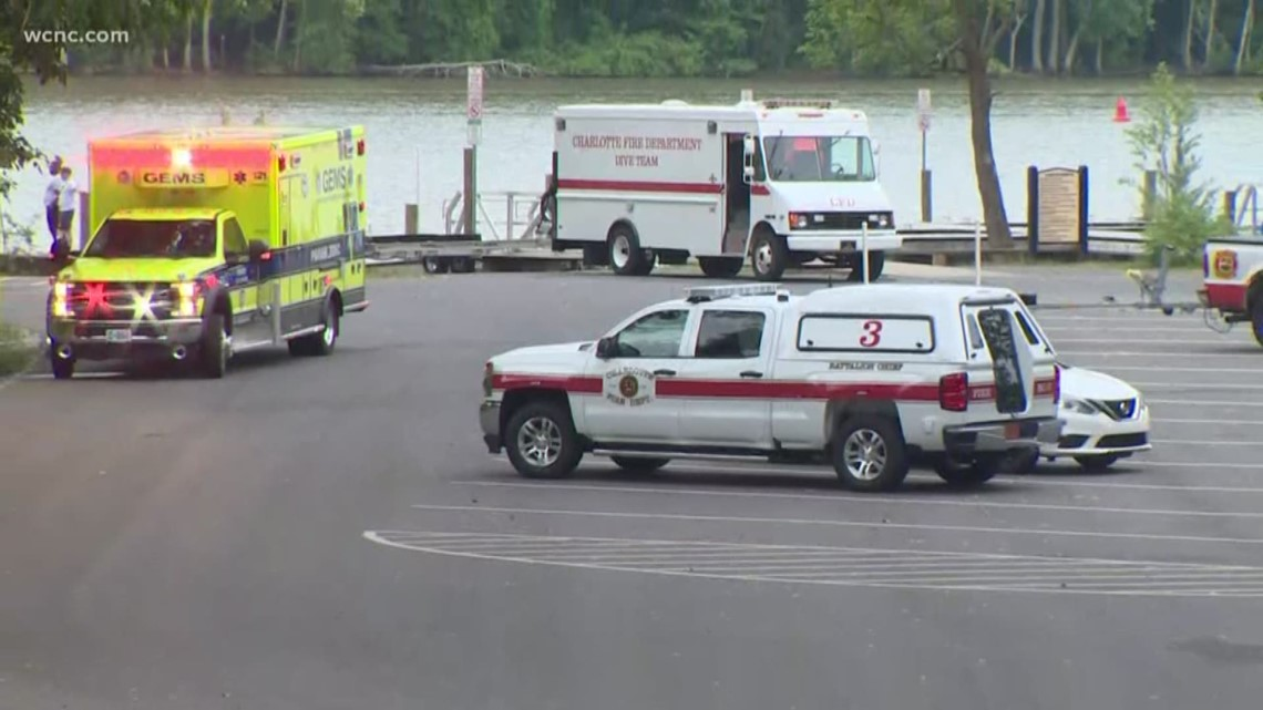 Dive teams begin 'recovery phase' in search for missing Catawba River boater