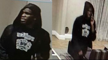 Statesville Police searching for armed robbery suspect