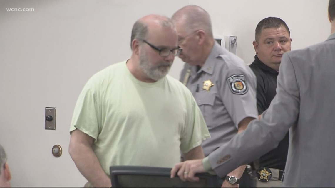 Man charged in death of boy whose remains were found under billboard in  1998 appears in court