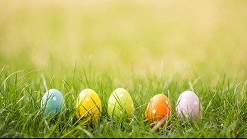 Easter eggs are good for you, if you don't overdo it
