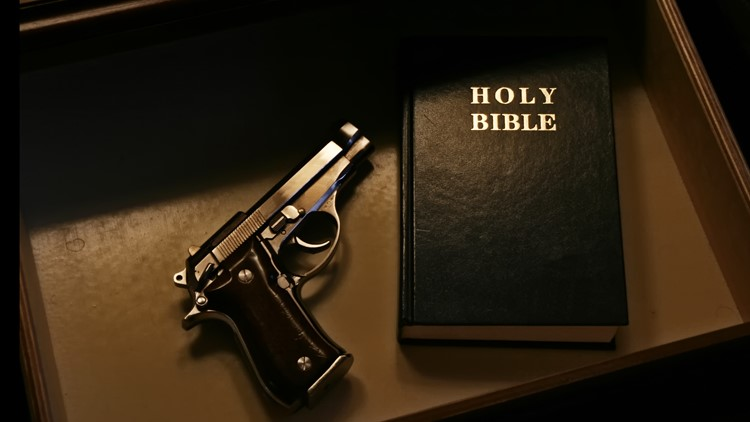 NC House passes bill that would expand concealed carry rights in churches