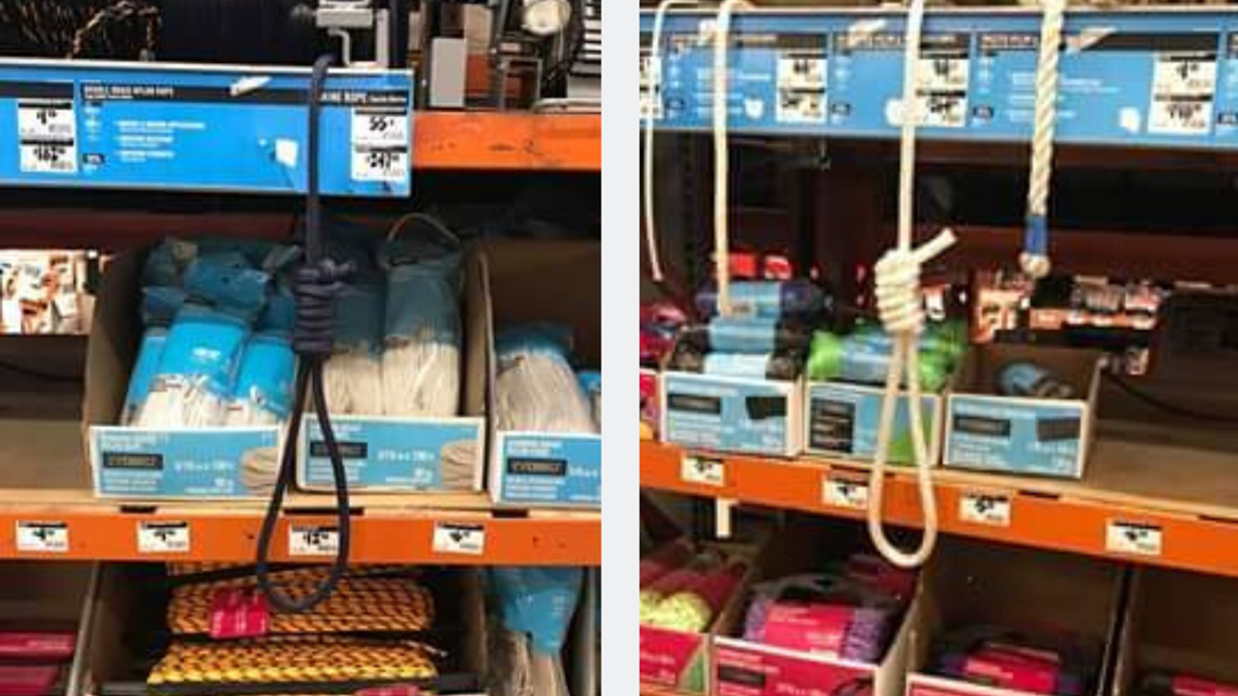 Charlotte Woman Says She Discovered Nooses Hanging In Home Depot Wcnc Com