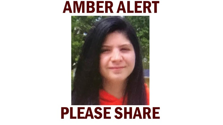 Amber Alert issued for Monroe County teen