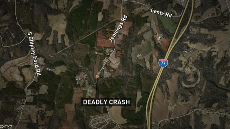 Coroner identifies man dead after Spartanburg Co. crash involving motorcycle