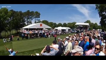 City leaders come out to Quail Hollow
