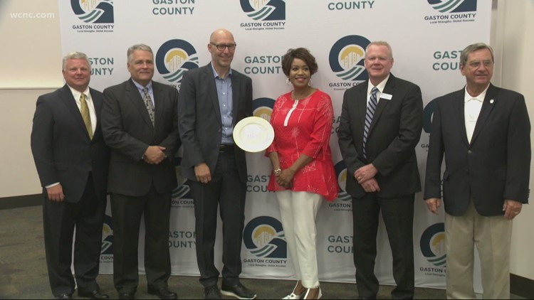 High tech manufacturing jobs are coming to Gastonia