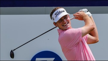 John Peterson atop leaderboard entering Round 2 at Quail Hollow