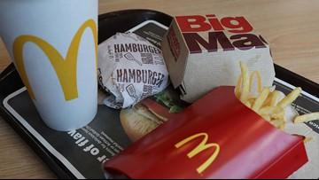 Georgia man accidentally shoots himself while robbing McDonald's
