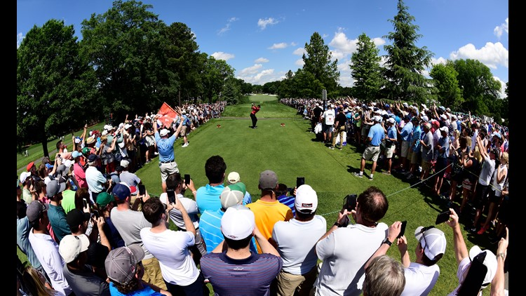 'Charlotte at its finest' | Fans give Wells Fargo Championship rave reviews
