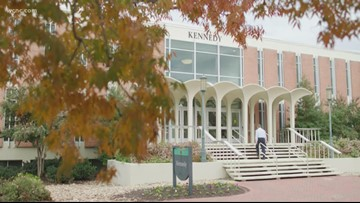 Hundreds of doors wouldn't lock from inside during UNC Charlotte shooting