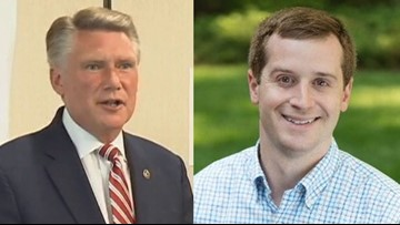McCready concedes to Harris in close NC 9th Congressional District race